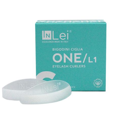 "Набор силиконовых бигуди InLei® ""ONE/ L1""  1 размер  6 пар"