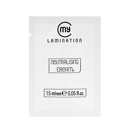 My Lamination NEUTRALISING CREAM  №2(1,5 ml)