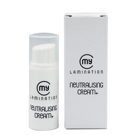 My Lamination + Neutralising cream №2 (5 ml)