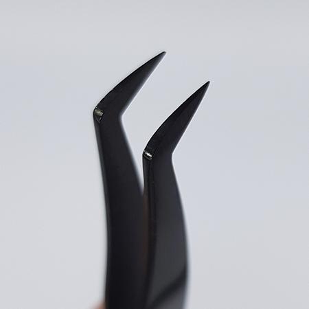 Lollo Пинцет сапог узкий черный №052