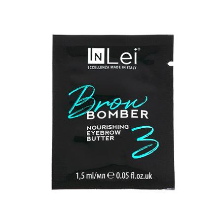 """""""BROW BOMBER 3"""" Питательное масло для бровей InLei®  1.5 ml"""