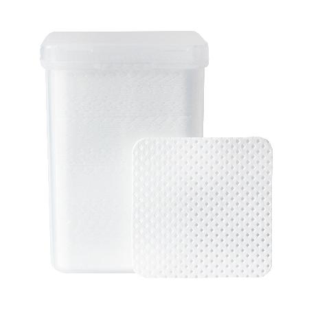 Безворсовые салфетки для удаления клея для наращивания ресниц 180шт в упаковке